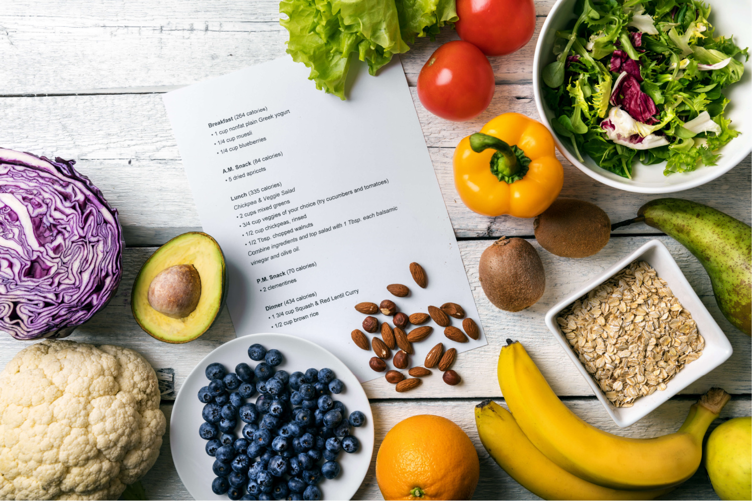 Home page Nutrition